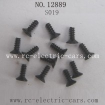 HBX 12889 Thruster parts Countersunk Self Tapping Screw S019