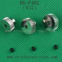 HENG GUAN HG P402 Parts Upgrade Motor Gear