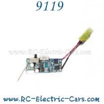 Xinlehong 9119 RC Car Receiver Board