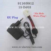 XINLEHONG Toys 9116 Charger 15-DJ03 EU Plug