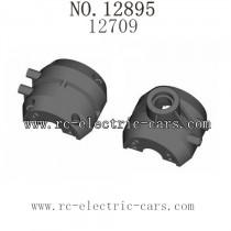 HBX 12895 Transit Parts-Rear Gearbox Housing 12709