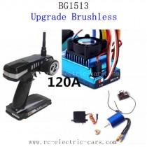 Subotech BG1513 Upgrade Spare Parts-Brushless Motor