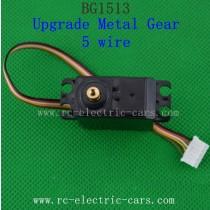 Subotech BG1513 Upgrade Spare Parts-5 wire Servo Metal Gear DZDJ02