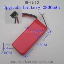 Subotech BG1513 Upgrade Spare Parts-Battery 7.4V 2800mAh