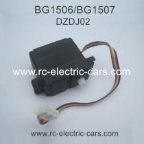 Subotech BG1506 BG1507 Car Servo DZDJ02