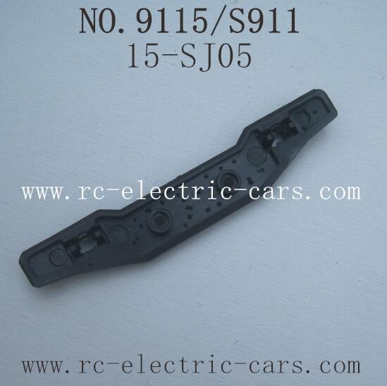 Xinlehong 9115 car parts-Rear Bumper Block 15-SJ05
