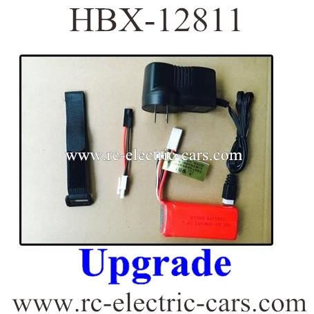 HAIBOXING 12811 upgrade battery