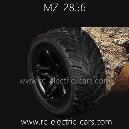 MZ 2856 Parts-Wheels