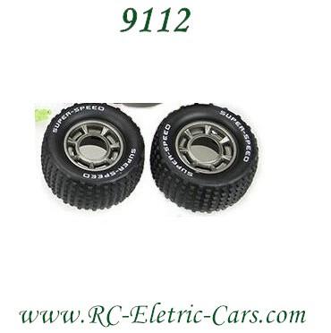 Xinlehong 9112 Car wheel