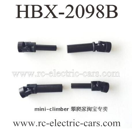 HaiBoXing HBX 2098B Devastator Driver Axis