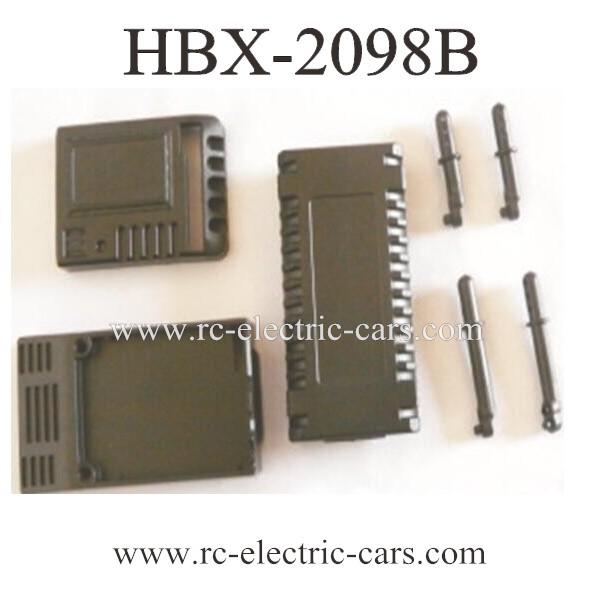HaiBoXing HBX 2098B rc car Battery Box