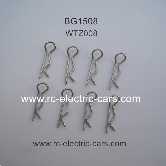 Subotech BG1508 RC CAR Parts R-Shape Lock Catch WTZ008