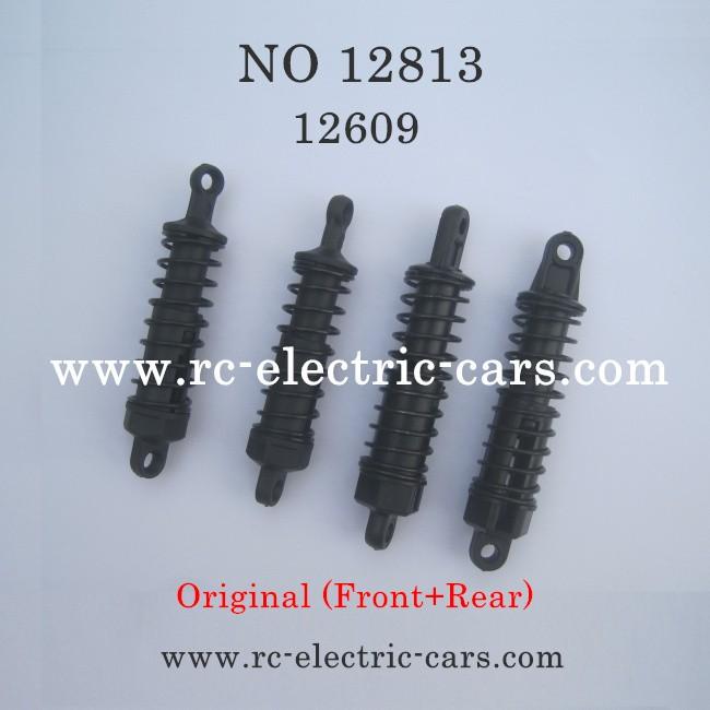 HBX 12813 Survivor MT Parts-Original Shocks Complete 12609