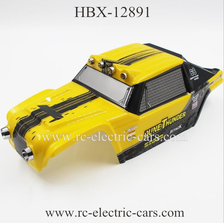 HaiboXing HBX 12891 CAR Body Shell