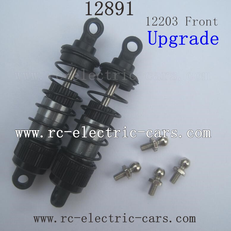 HBX 12891 Upgrade parts-Shock Absorbers 12203