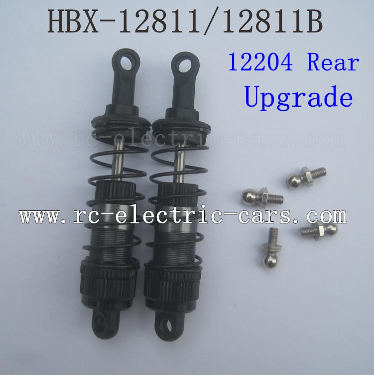 HBX 12811 12811B Upgrades Parts Shock Absorbers 12204
