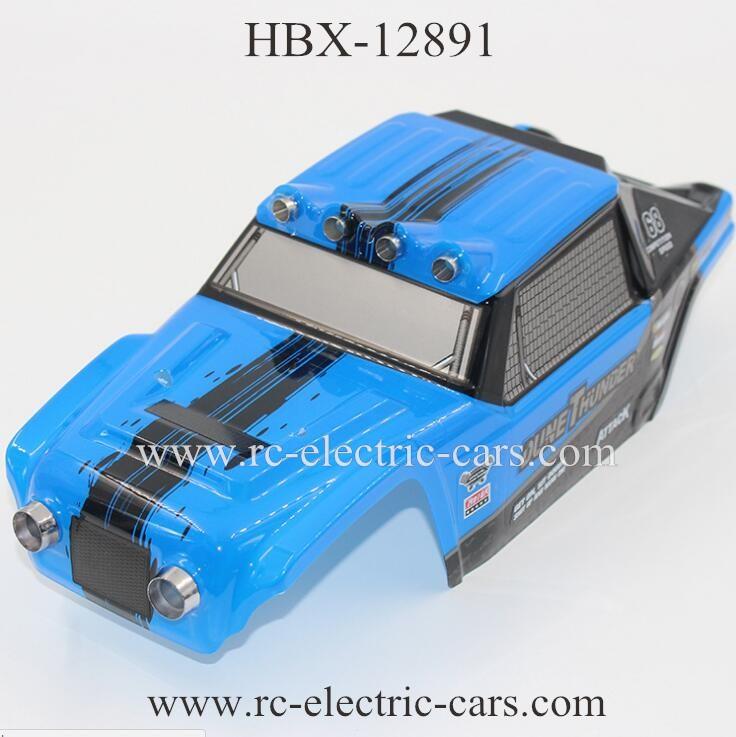 HaiboXing HBX 12891 CAR Body Shell Blue