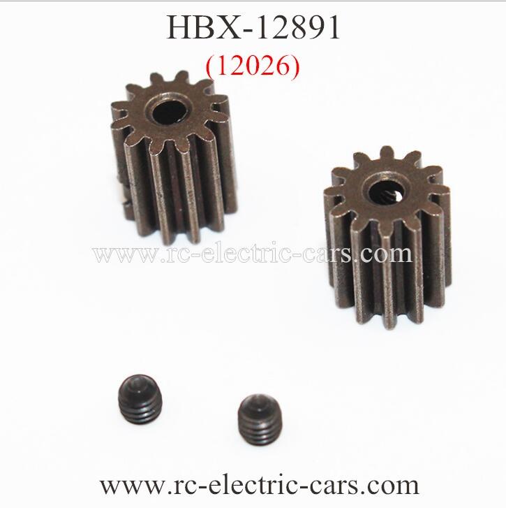 HaiboXing HBX 12891 CAR Motor Gear