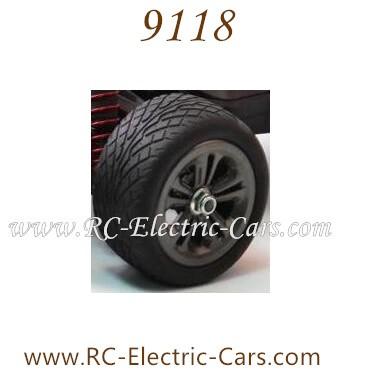 XINLEHONG Toys 9118 car wheels