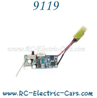 Xinlehong 9119 RC Car Receiver Board