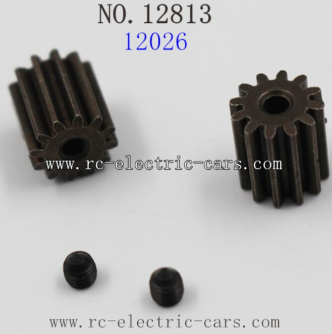 HBX 12813 Survivor MT Parts-Motor Pinion Gear