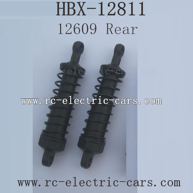 HAIBOXING 12811 Parts-Rear Shock Absorbers