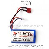 FEIYUE FY08 7.4V Lipo Battery