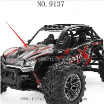 XINLEHONG 9136 Parts-Car Shell-Red 30-SJ01