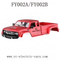 FAYEE FY002A FY002B Parts-Red car shell