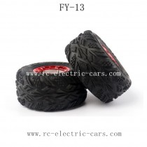FEIYUE FY13 Parts Tires