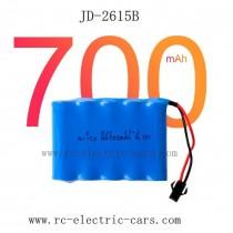 JD-2615B Parts Battery
