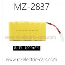 MZ 2837 1/10 RC Car Parts-8.4V 1000mAh Battery