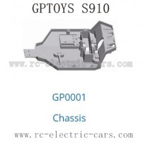 GPTOYS S910 Parts GP0001 Chassis