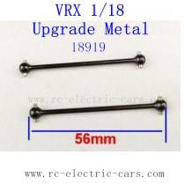 VRX RC Car 1/18 parts-Metal Rear Driver Rod-18919