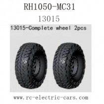 VRX Racing RH1050 Parts- Wheels 13015