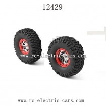 WLToys 12429 Parts-Wheels