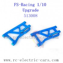 FS Racing 1/10 Upgrade Parts Metal CNC OP Rear Arms 513008