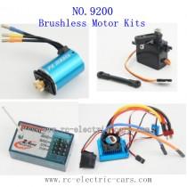 PXToys 9200 Upgrades Brushless Complete kits
