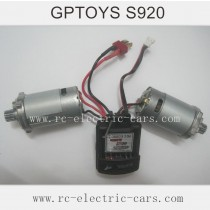GPTOYS S920 Car Parts-ESB board and Motor kits