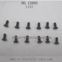 HBX 12895 Transit Parts-Grub Screw S026