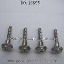 HBX 12895 Transit Parts-Wheel Lock Screws 12736