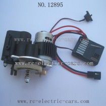 HBX 12895 Transit Parts-Motor and Receive board kits