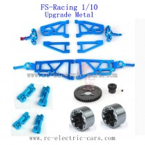 FS Racing 1/10 Upgrade Parts Metal CNC OP Kits 513008