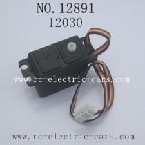 Haiboxing 12891 Car Parts-Steering Servo