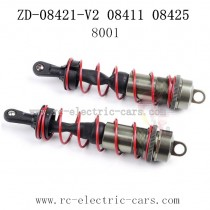 ZD Racing Car Parts-Shocks Absorbers-8001