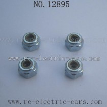 HBX 12895 Transit Parts-Lock Nut M2.5 H017