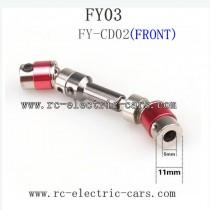 Feiyue FY03 Eagle-3 Upgrade parts-Front Wheel Transmission