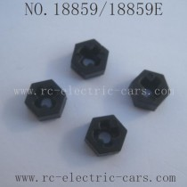 HBX 18859E RC Truck Parts-Wheel Hex