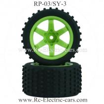 Ruipeng RP-01-02-03 drift Car Wheel