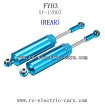 Feiyue Eagle-3 RC Car Upgrade parts-Metal Rear Shock XY-12007